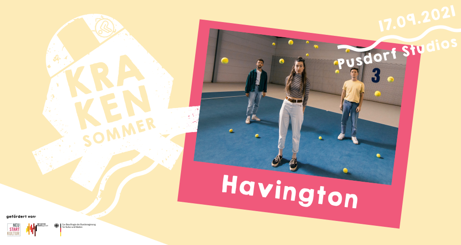 Havington-Indie-Pop-Pusdorf Studios-Konzert