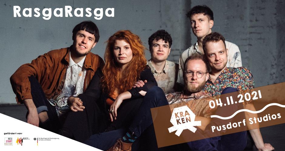 RasgaRasga-World / Pop-Pusdorf Studios-Konzert