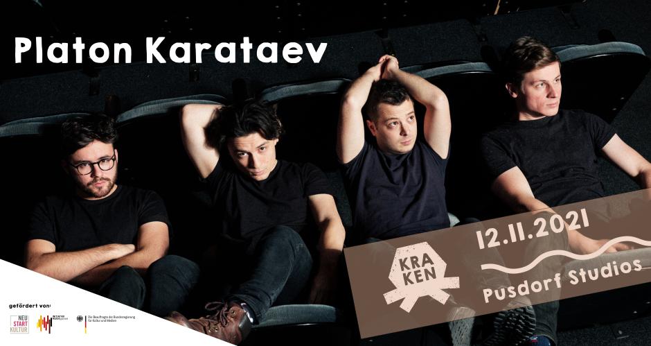 Platon Karataev-Folk-Pusdorf Studios-Konzert